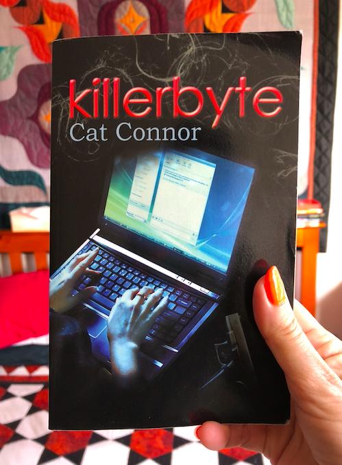 Original cover for killerbyte 2009-2014