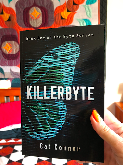 Current cover for killerbyte 2014 to present day